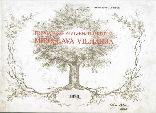 Image for Pripoved o življenju in delu Miroslava Vilharja from emkaSi
