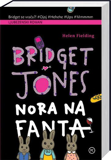 Image for Bridget Jones: Nora na fanta (Žepnica) from emkaSi