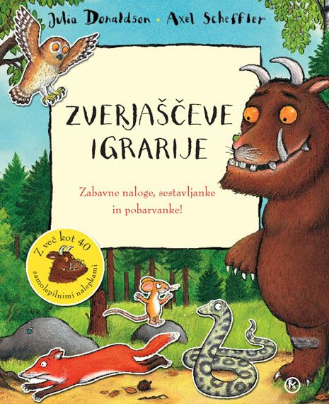 Image for Zverjaščeve igrarije from emkaSi