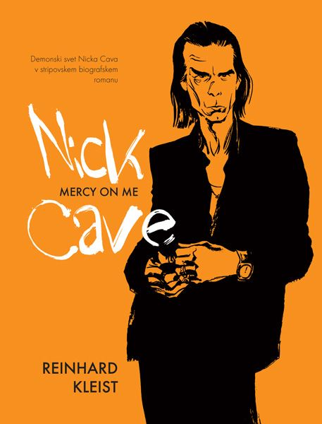 Image for Nick cave - Mercy on me from emkaSi