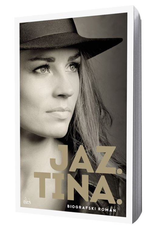 Image for Jaz. Tina. (biografski roman) from emkaSi