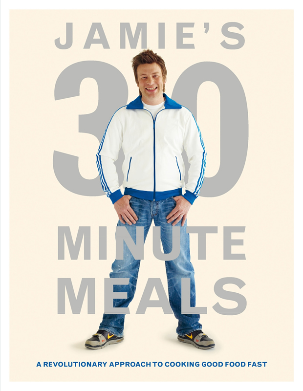 Image for Jamie's 30 - Minute Meals from emkaSi