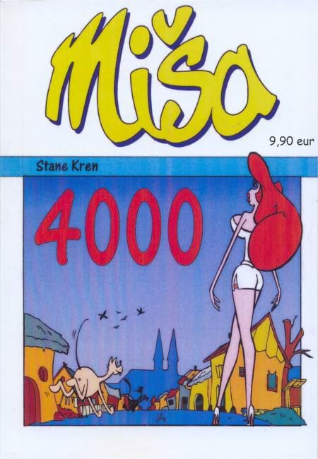 Image for Miša 4000 from emkaSi