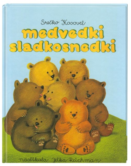 Image for Medvedki sladkosnedki from emkaSi