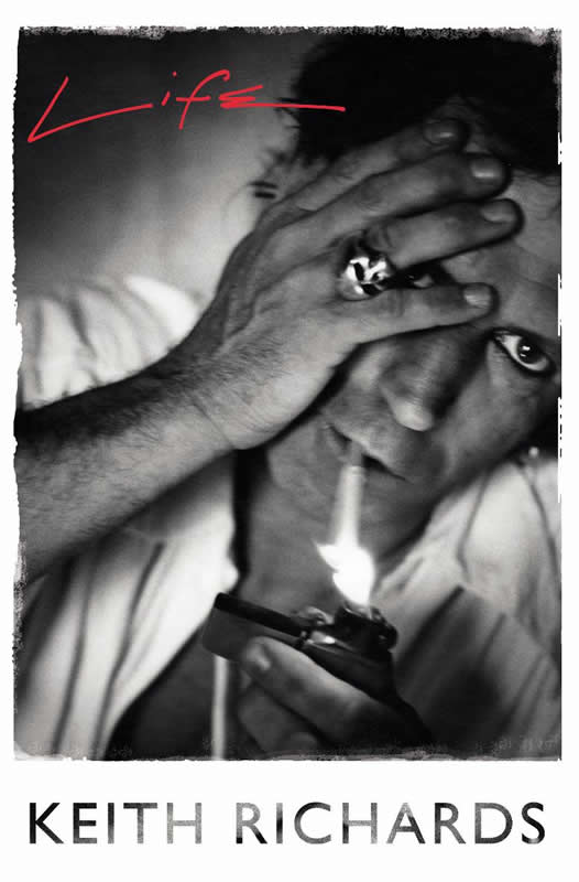 Image for Life: Keith Richards from emkaSi