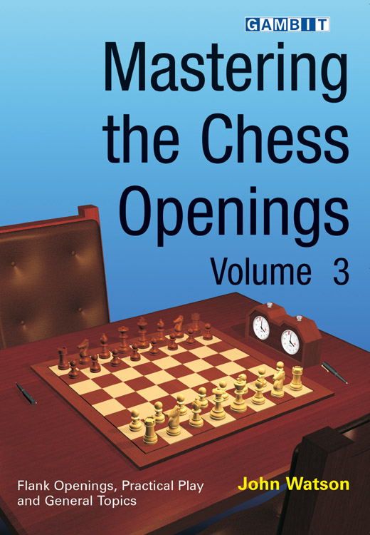 Image for Mastering the Chess Openings, Volume 3 from emkaSi