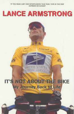 Image for It's Not About the Bike: My Journey Back to Life from emkaSi