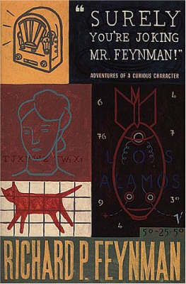 Image for Surely You're Joking, Mr.Feynman!: Adventures of a Curious Character from emkaSi