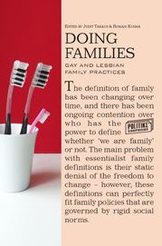 Image for Doing families: Gay and Lesbian Family Practices from emkaSi