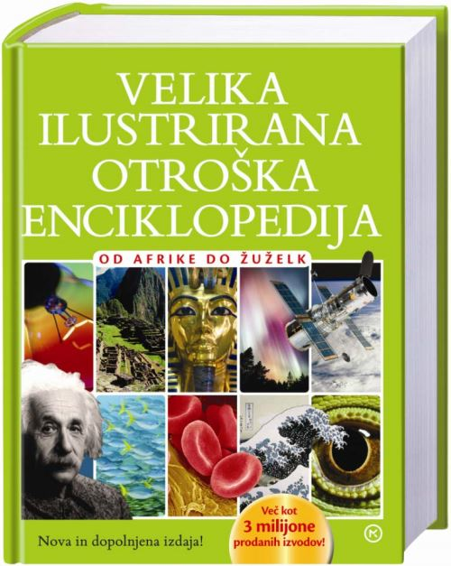 Image for Velika ilustrirana otroška enciklopedija from emkaSi