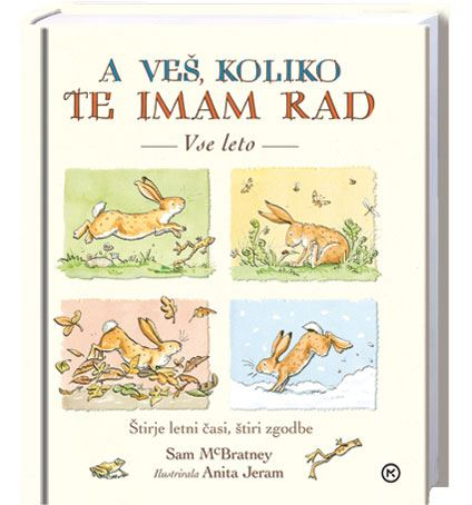 Image for A veš, koliko te imam rad vse leto from emkaSi
