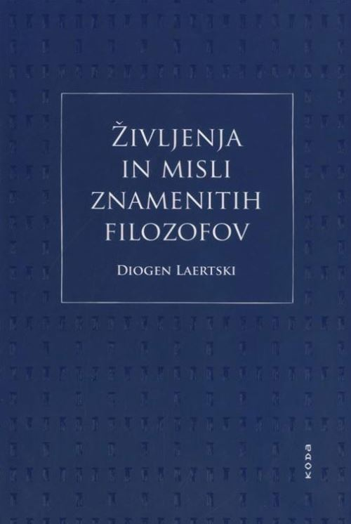 Image for Življenja in misli znamenitih filozofov from emkaSi