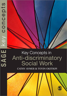 Image for Key Concepts in Anti-Discriminatory Social Work from emkaSi