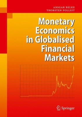 Image for Monetary Economics in Globalised Financial Markets from emkaSi