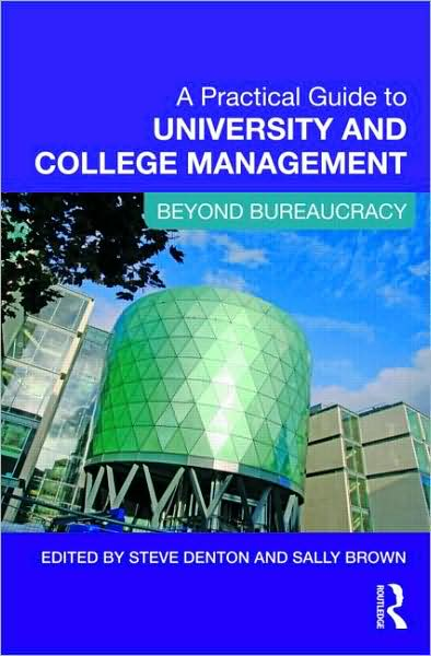 Image for Practical Guide to University and College Management from emkaSi