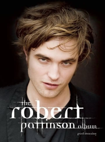 Image for Robert Pattinson Album (The Star of Twilight & New Moon) from emkaSi