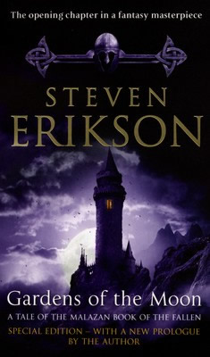Image for Gardens of the Moon (The Malazan Book of the Fallen 1) from emkaSi