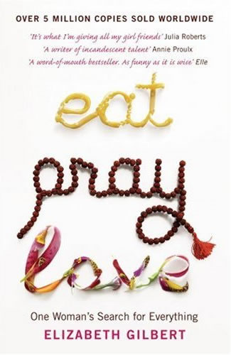 Image for Eat, Pray, Love: One Woman's Search for Everything from emkaSi