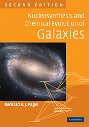 Image for Nucleosynthesis and Chemical Evolution of Galaxies from emkaSi