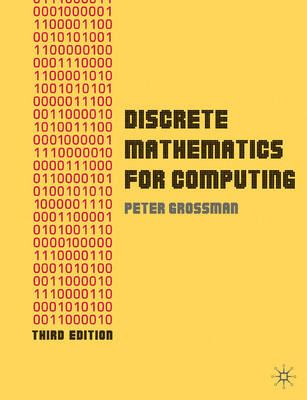 Image for Discrete Mathematics for Computing from emkaSi