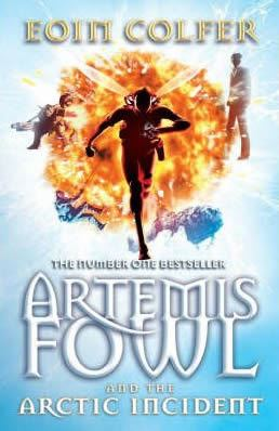 Image for Artemis Fowl and the Arctic Incident (Artemis Fowl 2) from emkaSi