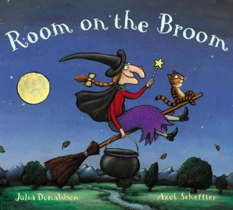 Image for Room on the Broom: Big Book from emkaSi