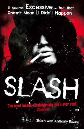 Image for Slash: the Autobiography from emkaSi