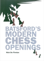 Image for Batsford'S Modern Chess Openings from emkaSi
