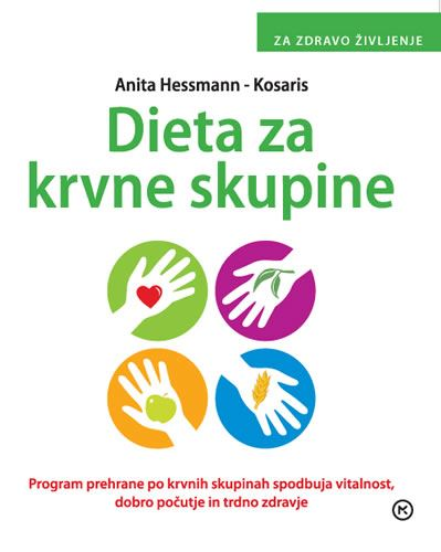 Image for Dieta za krvne skupine from emkaSi